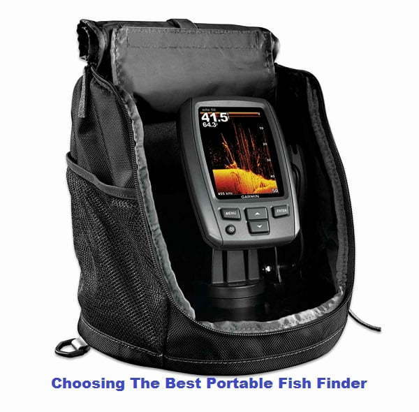 best portable fish finder for sale