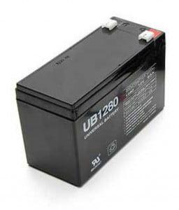 fish finder battery