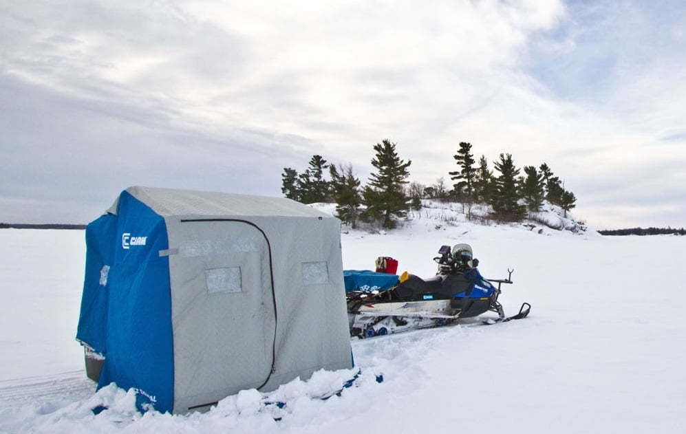 best ice fishing shelters for sale online